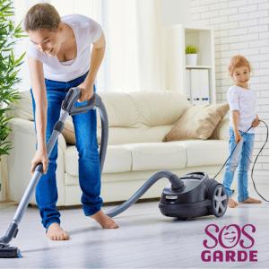 femme de ménage nettoyage